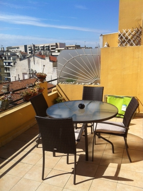 Appartement Nice, 48 m², 800